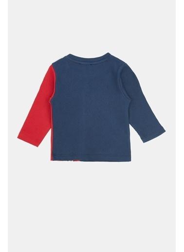 BG Baby Erkek Bebek Lacivert T-Shirt 20Fw0Bg1528 Lacivert